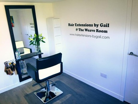 Hair Extensions by Gail @ The Weave Room