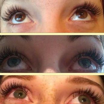 Eyebrow Extensions Eyelash Cosmetics Eyelash Threading