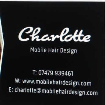 Mobile Hair Design by Charlotte