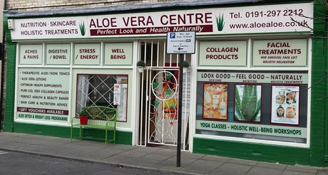 The Aloe Vera Well-Being Centre
