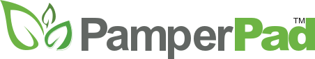 Main PamperPad logo
